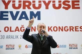Erdogan a intrebat o fetita daca vrea sa devina martir, murind pentru Turcia (Video)