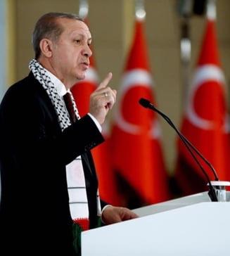 Erdogan acuza Germania de practici naziste pentru ca i-a anulat mitingurile
