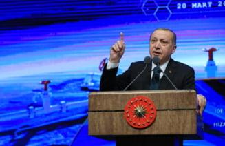 """Erdogan acuza SUA de """"razboi economic"""" si vrea sa se alieze cu Rusia, China si Iran"""