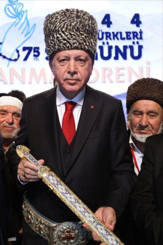 Erdogan ameninta sa inchida bazele americane strategice din Turcia, unde exista inclusiv arme nucleare