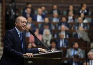 Erdogan anunta alegeri anticipate in Turcia pe 24 iunie