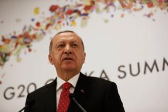 Erdogan anunta ca nu va da inapoi in Siria, chiar daca mai multe tari au oprit vanzarile de arme catre Turcia