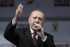 Erdogan anunta ca va sesiza ONU in legatura cu Inaltimile Golan: Este un cadou pentru Netanyahu inainte de alegeri