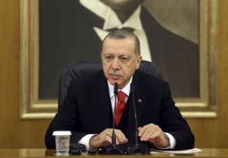 Erdogan avertizeaza: Excluderea Turciei din proiectul de extindere a UE ar fi o mare greseala