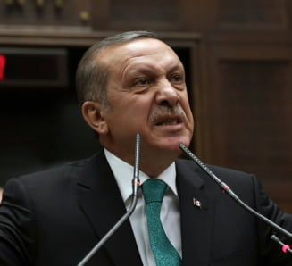 """Erdogan condamna """"minciunile"""" Israelului: Spun ca Hamas lanseaza rachete, dar a murit cineva?"""