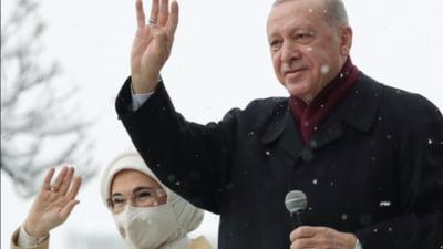 """Erdogan considera Israelul """"un stat terorist"""": """"O lume care nu poate proteja Ierusalimul si pe musulmani s-a tradat pe ea insasi"""""""