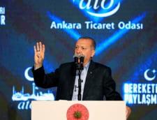 """Erdogan critica decizia Austriei de a inchide moschei: """"imping lumea spre un razboi intre Cruciati si Semiluna"""""""