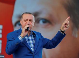 Erdogan ii ameninta pe europeni: Nu vor mai merge in siguranta pe strazi daca persista atitudinea UE vizavi de Turcia