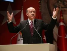 Erdogan isi freaca palmele! Decizia lui Trump privind mutarea ambasadei la Ierusalim pune Turcia, Germania, Franta si Vaticanul in aceeasi barca