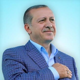 Erdogan merge la Bruxelles, unde se intalneste cu Trump, Juncker si Tusk