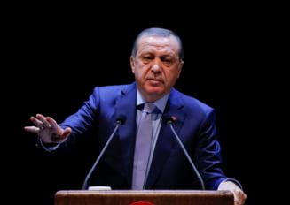 "Erdogan promite sa ""elibereze"" Siria: Zona libera de terorism de 5.000 de kilometri patrati"