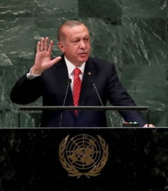 Erdogan respinge planul de pace propus de Trump si le transmite un mesaj tarilor arabe care il sustin: Rusine sa va fie!