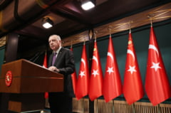 Erdogan schimba Constitutia Turciei, cu doi ani inainte de alegeri