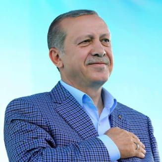 Erdogan sfideaza UE si promite sa continue forajele ilegale in largul Ciprului