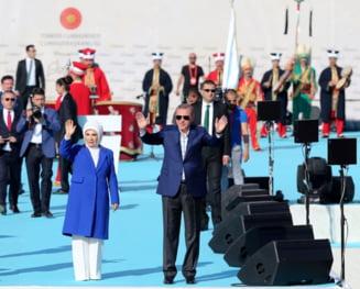 Erdogan vrea din nou sa scoata adulterul in afara legii, ca pe vremea otomanilor