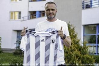 "Erik Lincar, noul antrenor al Universitatii Cluj: ""Imi doresc sa evoluam la nivelul Ligii 1"""