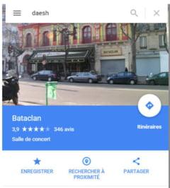 Eroare majora la Google Maps: Cauti Statul Islamic si te trimite la Paris
