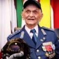 Eroul Ion Dobran, ultimul pilot de vânătoare supravietuițor al celui de-al Doilea Război Mondial, a fost înmormântat cu onoruri militare