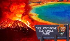 """Eruptia Yellowstone ar fi catastrofala globala: """"Ar aparea o gaura uriasa, iar orasele ar fi ingropate sub cenusa"""" VIDEO"""