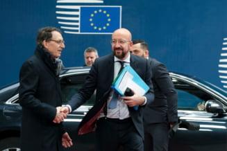 """Esec la summitul privind bugetul multianual al UE: Gaura lasata de Brexit a facut negocierile """"foarte, foarte dificile"""""""