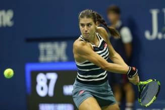 Esec usturator pentru Sorana Cirstea in primul tur la Australian Open