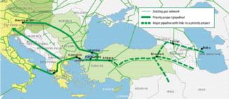 Esecul proiectului Nabucco impinge Romania spre gazele de sist - Ce alternative avem