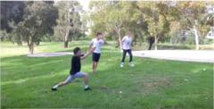 Esiganii care au AGRESAT doi tineri in parcul de la gara INCATUSAEsI