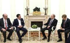 Este Putin papusarul Greciei?