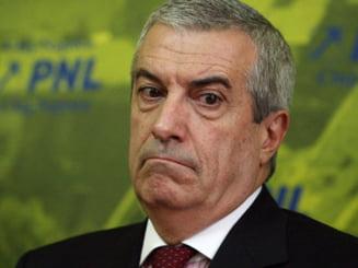 Este dispus Tariceanu sa-si asume o candidatura la presedintia PNL? (Opinii)