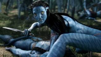 Este insarcinata Zoe Saldana, vedeta din Avatar? (Foto)
