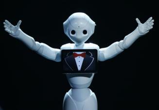 Este pregatita omenirea sa convietuiasca cu robotii? (Video)