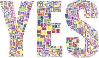 """Esti acea persoana care spune """"Nu"""" tot timpul la serviciu? De ce nu este bine si ce ar trebui, de fapt, sa spui"""