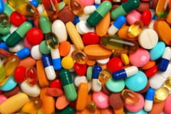 Esti racit si ai gripa? Mergi la farmacie pentru E-uri, sare, zahar sau medicamente ?