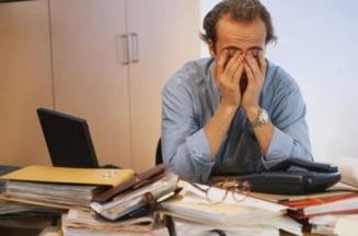 Esti stresat la serviciu? Ce boala risti sa faci