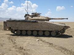 Estonia, investitie istorica in aparare - cumpara tancuri de 100 de milioane de euro