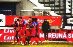 Etapa marilor surprize in Liga 1. Invinsa la Botosani, CFR Cluj a ratat sansa de a urca pe primul loc. FCSB ramane lider