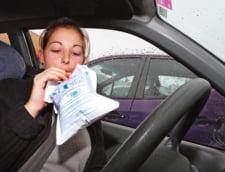 Etilotestul de unica folosinta, obligatoriu in fiecare masina din Franta