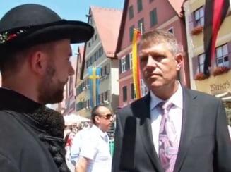 Etnia si religia lui Iohannis, un dezavantaj major in cursa pentru Cotroceni?