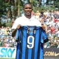 Eto'o a fost prezentat oficial la Inter