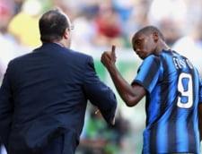 "Eto'o arunca bomba: Benitez a fost ""lucrat"" de proprii jucatori"