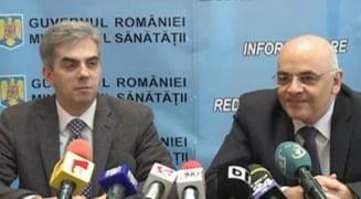 Eugen Nicolaescu l-a numit pe Raed Arafat secretar de stat in Ministerul Sanatatii (Video)