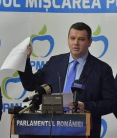 Eugen Tomac (PMP) ii cere premierului Dancila sa ia masuri ca maghiarii sa nu voteze de doua ori la europarlamentare
