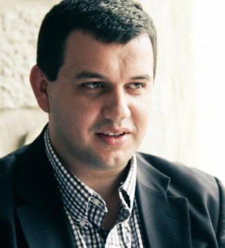 Eugen Tomac, noul presedinte al PMP in locul lui Udrea: Sa spulberam acest USL dolofan!