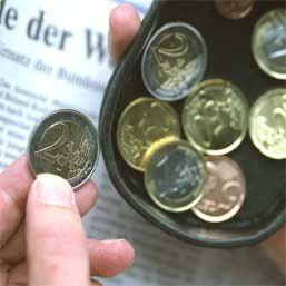 Euro, mai usor de falsificat decat leul