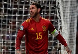 """Euro 2020: """"bomba"""" in lotul nationalei Spaniei. Capitanul si liderul de selectii va ramane acasa. Explicatia selectionerului"""