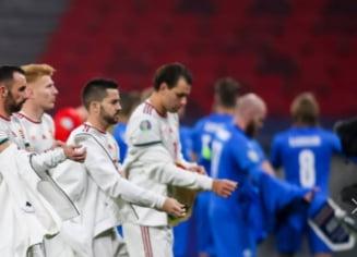 """Euro 2020: """"calaii"""" Romaniei, invinsi dramatic la Budapesta. Ungaria se califica, Islanda ramane acasa"""