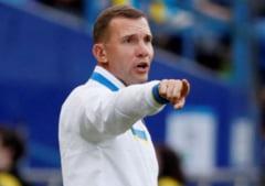 Euro 2020: Andrei Sevcenko l-a coplesit cu laude pe Mircea Lucescu. Ce-a declarat la Bucuresti selectionerul Ucrainei
