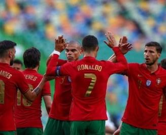 Euro 2020: Cristiano Ronaldo i-a socat pe organizatorii de la Budapesta. Ce pretentie a avut portughezul la hotel