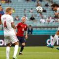 Euro 2020: Danemarca se apropie de o noua minune in fotbal. Ce s-a intamplat in sfertul de finala cu Cehia