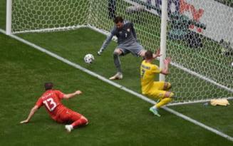 Euro 2020: Ucraina si Macedonia de Nord, meci dramatic pe Arena Nationala din Bucuresti. Trei goluri si doua penalty-uri ratate